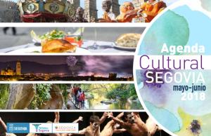 Agenda cultural mayo-junio 2018