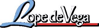 Logotipo academia Lope de Vega
