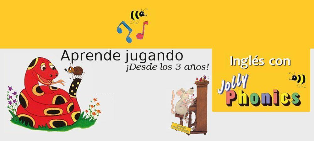 Inglés con Jolly