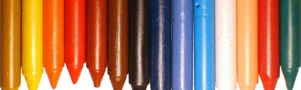 crayones ceras